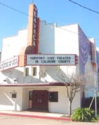 Theater Building Front