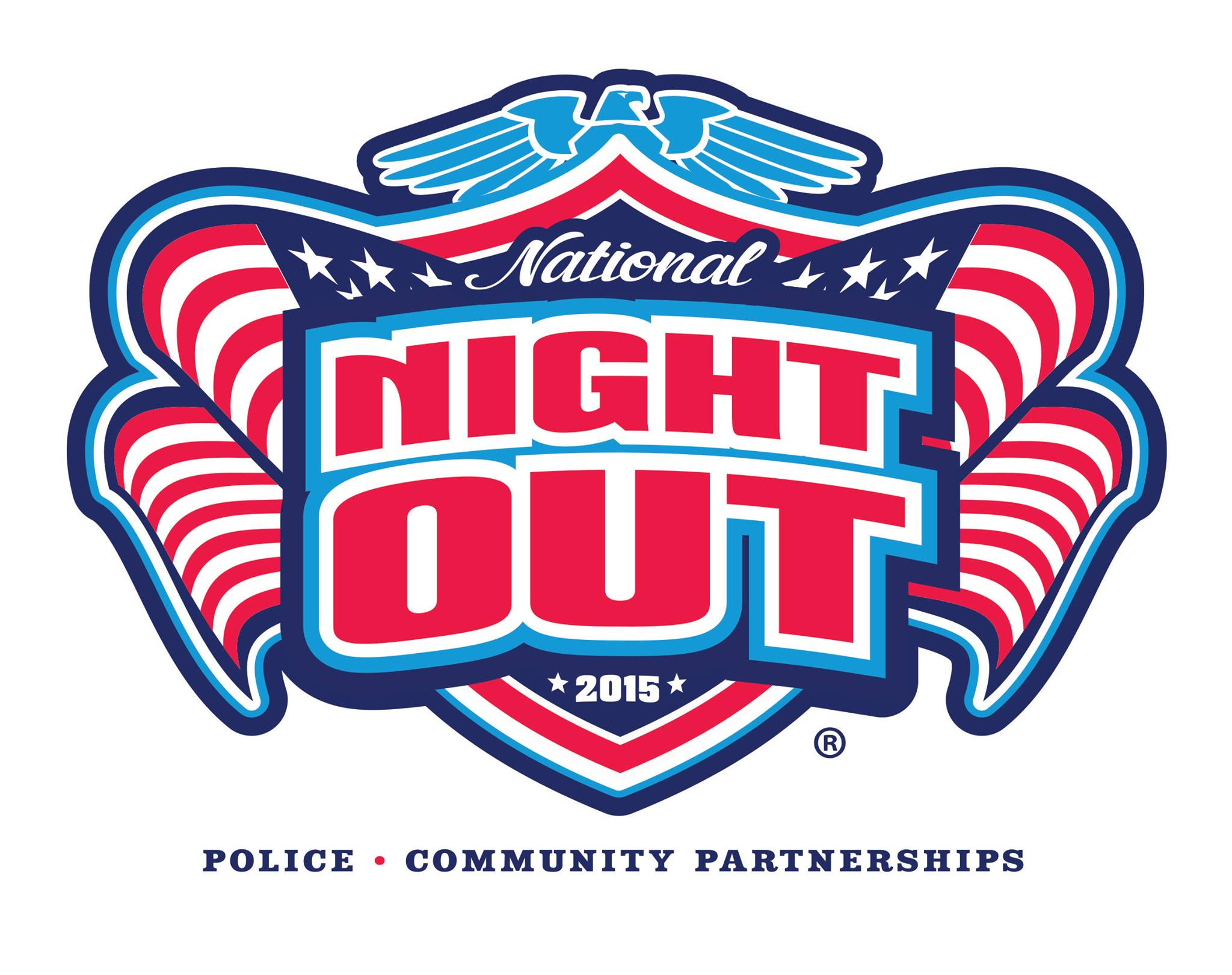 National Night Out – October 3rd